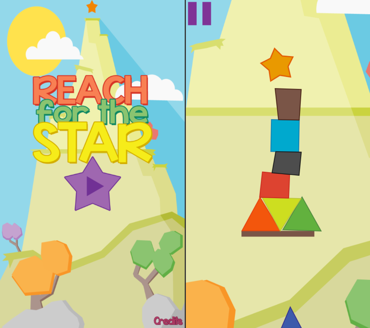 Reach for the Star screenshot 1